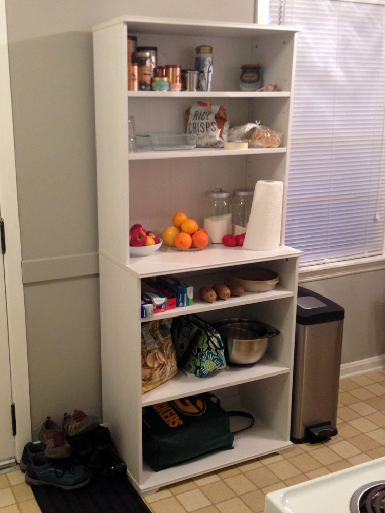 Kitchen Shelf from IKEA